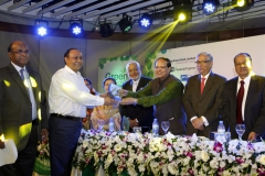 BG Chairman Received Star Client Award